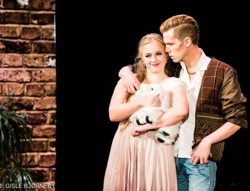 Anette (23) på scenen: – Lily ønsker det perfekte liv